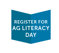 Register for AG Literacy Day Icon