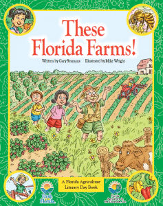 Florida Agriculture Literacy Day   Florida Agriculture in